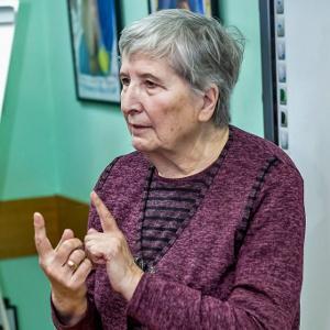 Любовь Павловна Корвякова